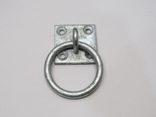 Galvanised Binnacle Rings